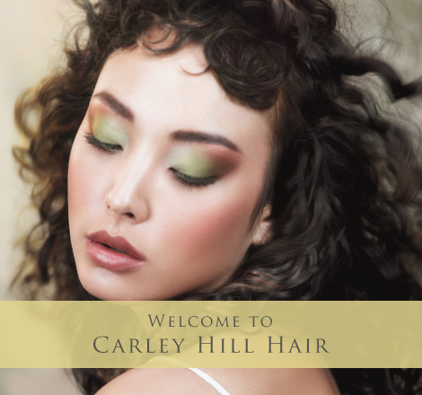Welcome to Carley Hill Hair