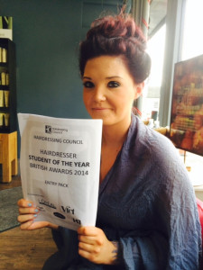 Amy Student of the Year Award